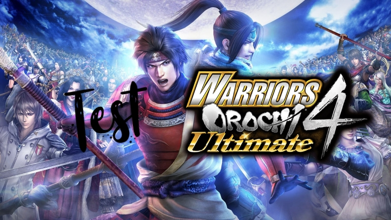 [Test] Warriors Orochi 4 Ultimate