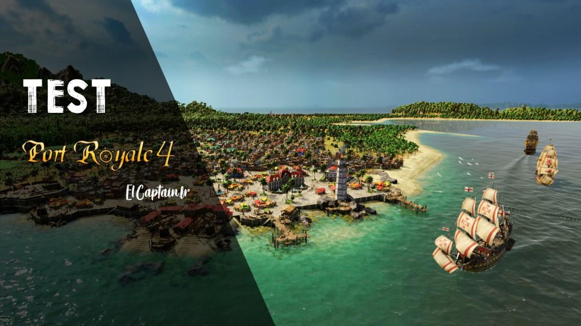 [Test] Port Royale 4 – PS4