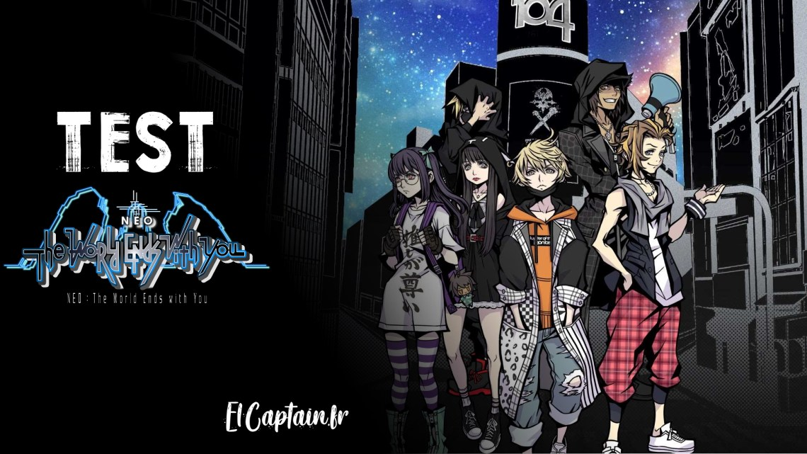 [Test] NEO : The World Ends With You – PS4