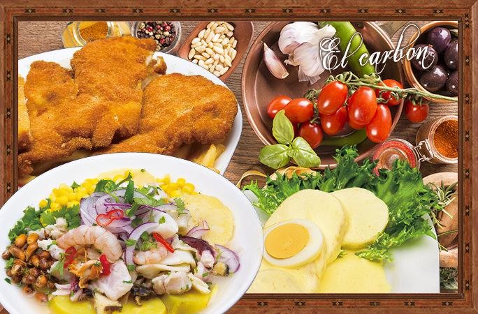 ペルー料理 セビーチェ 人気