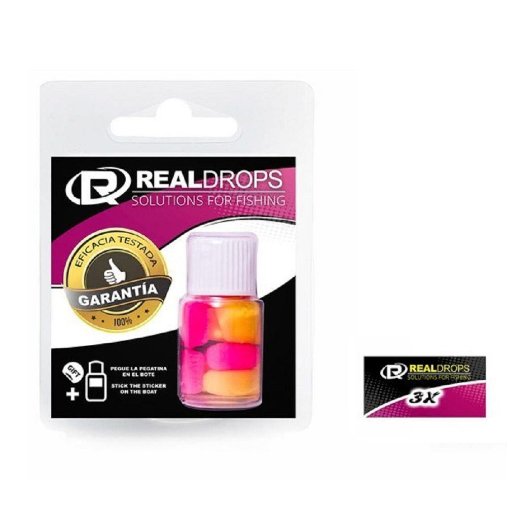 REAL DROPS MAIZ ARTIFICAL 3X EL CARPODROMO