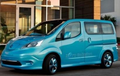 О продаже электрических винивенов E-NV200 объявилОБЪЯВИЛ NISSAN