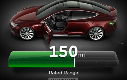 Вышла новая версия андроид приложения для Tesla Model S