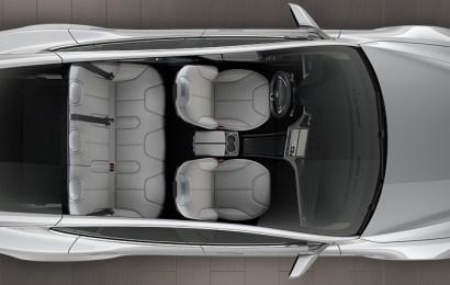 Подробно о внутренней отделке Tesla Model S