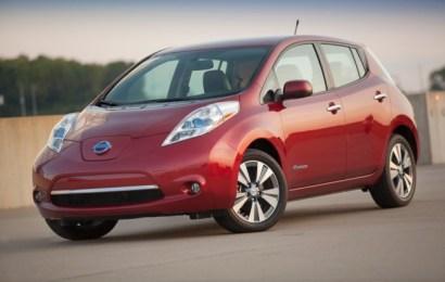 Запас хода Nissan Leaf вырастет вдвое