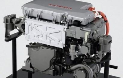 Новый модельный ряд электрокаров Honda
