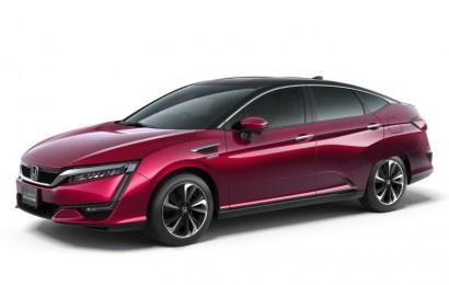 Новый электрокар Honda Clarity