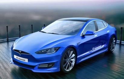 Тюнинг Model S