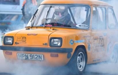 Самый быстрый дорожный электромобиль с 1970-х