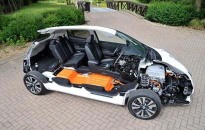 Запас хода Nissan Leaf вырос до 75%