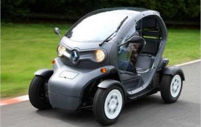 Только частным покупателям доступны электромобили Renault