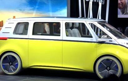 I.D. BUZZ от Volkswagen