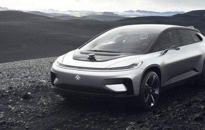 Faraday Future посоревнуется с Tesla