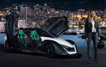 Nissan BladeGlider представят в Женеве. Фото+видео