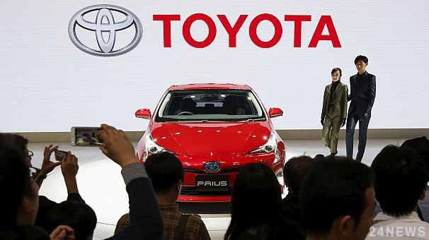 Toyota покажет новый концепт