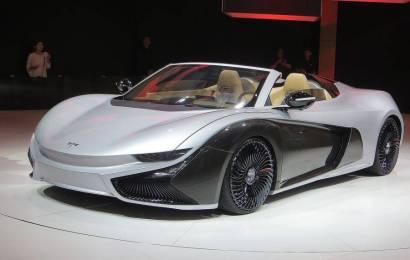 Китайский электромобиль в США