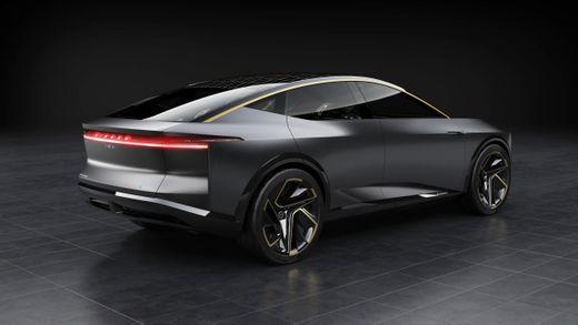 Nissan переизобретает автомобиль