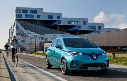 Renault планує більший електромобіль