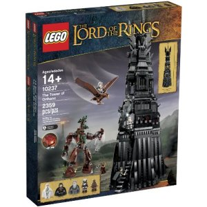 LEGO-10237-Lord-of-the-Rings-The-Tower-of-Orthanc-Building-Set-japan-import-0
