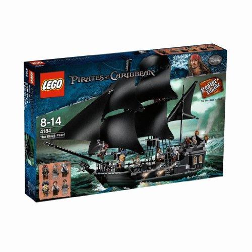 Lego Piratas del Caribe 2017 - elCatalejo Javier Bardem