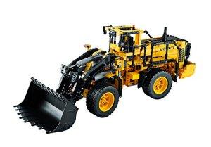 LEGO-Volvo-L350F-excavadora-con-ruedas-con-control-remoto-42030-0-0