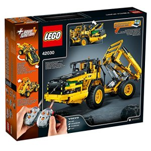 LEGO-Volvo-L350F-excavadora-con-ruedas-con-control-remoto-42030-0-1