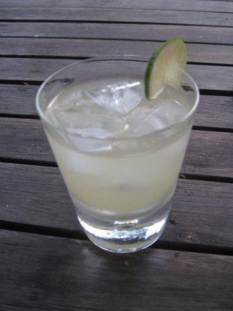 The Ginger Margarita