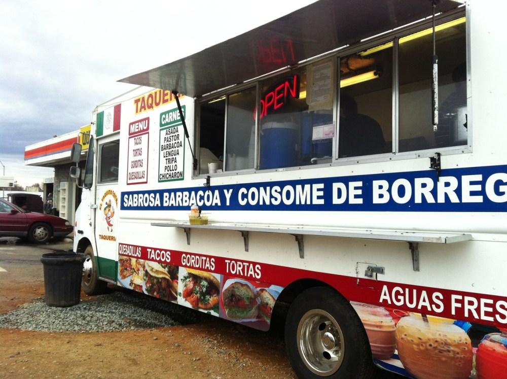 Greensboro food trucks (1/3)