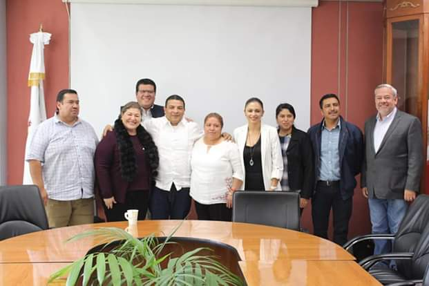 SOLICITAN MUNICIPES AUDICIENCIA CON CUITLAHUAC GARCIA