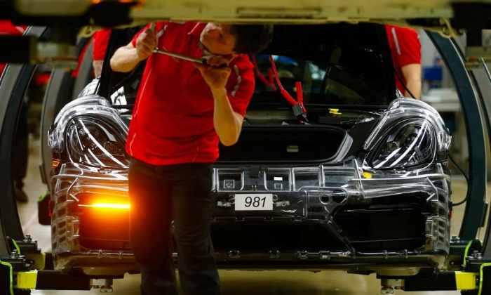 Manufactura de automóviles