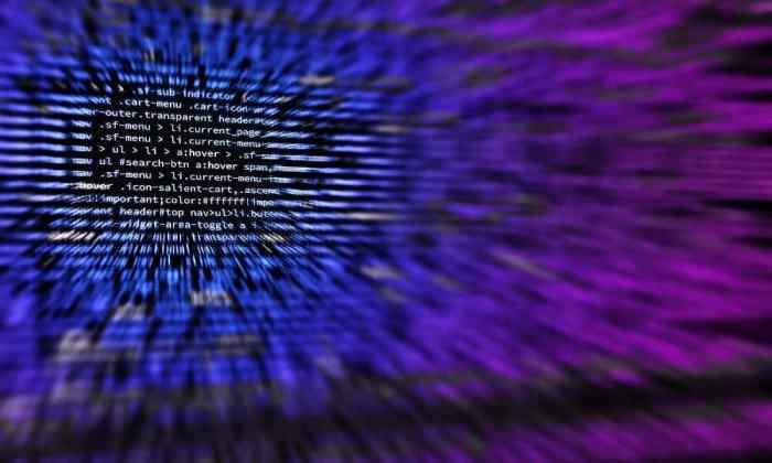 hacker, data