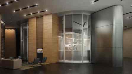 Torre Porsche