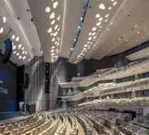 Shanghai Symphony Hall. 2014. Shanghai, China.