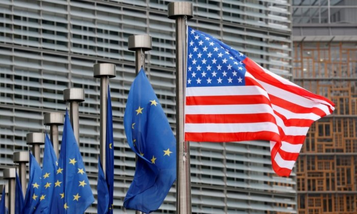 Unión Europea, Estados Unidos