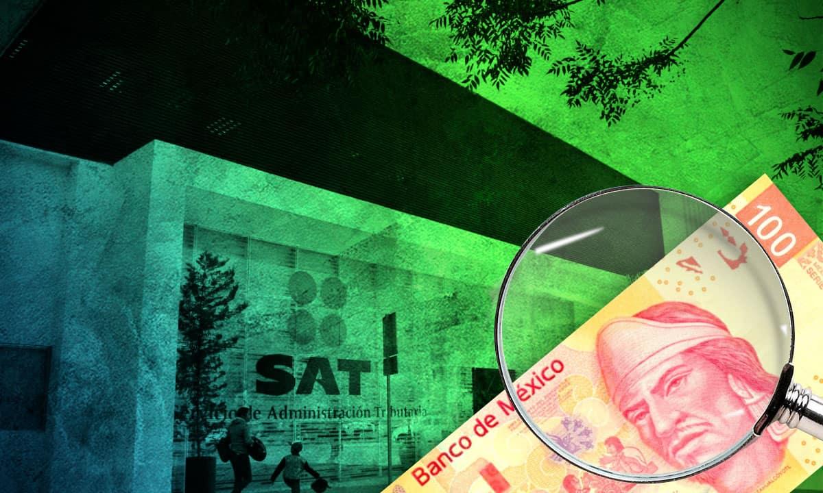 SAT es más rentable para fiscalizar.