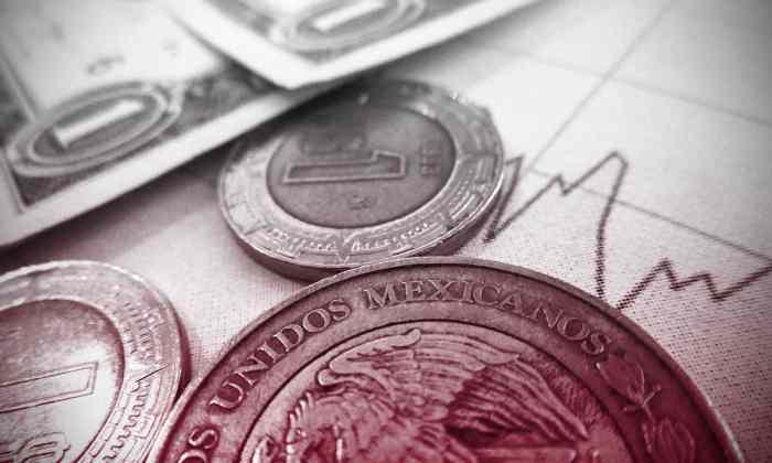 El peso mexicano seguirá presionado (iStock)