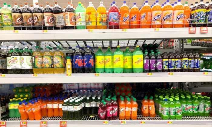 Estados Unidos etiquetado de alimentos