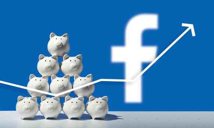 Acción de facebook la más popular