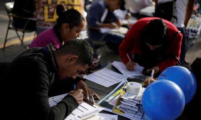 Desempleo juvenil en México