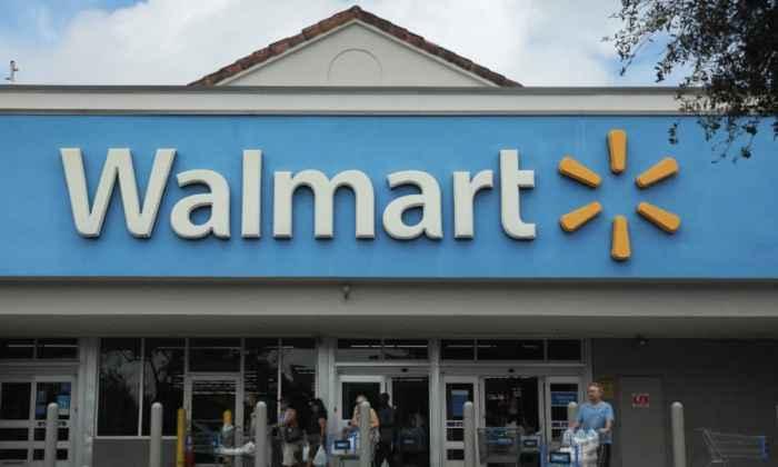 Tienda de Walmart