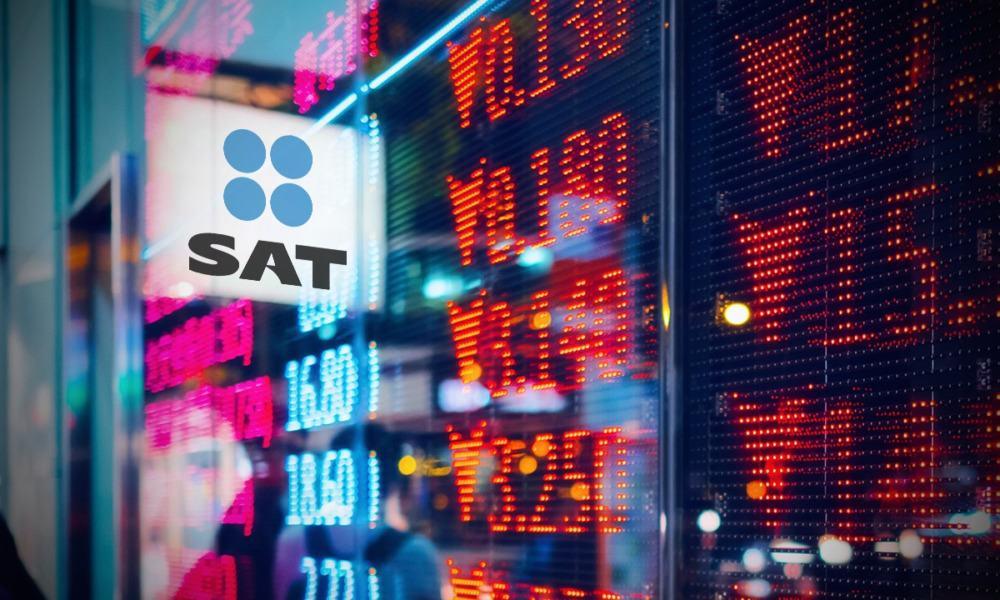 SAT pérdidas impuestos