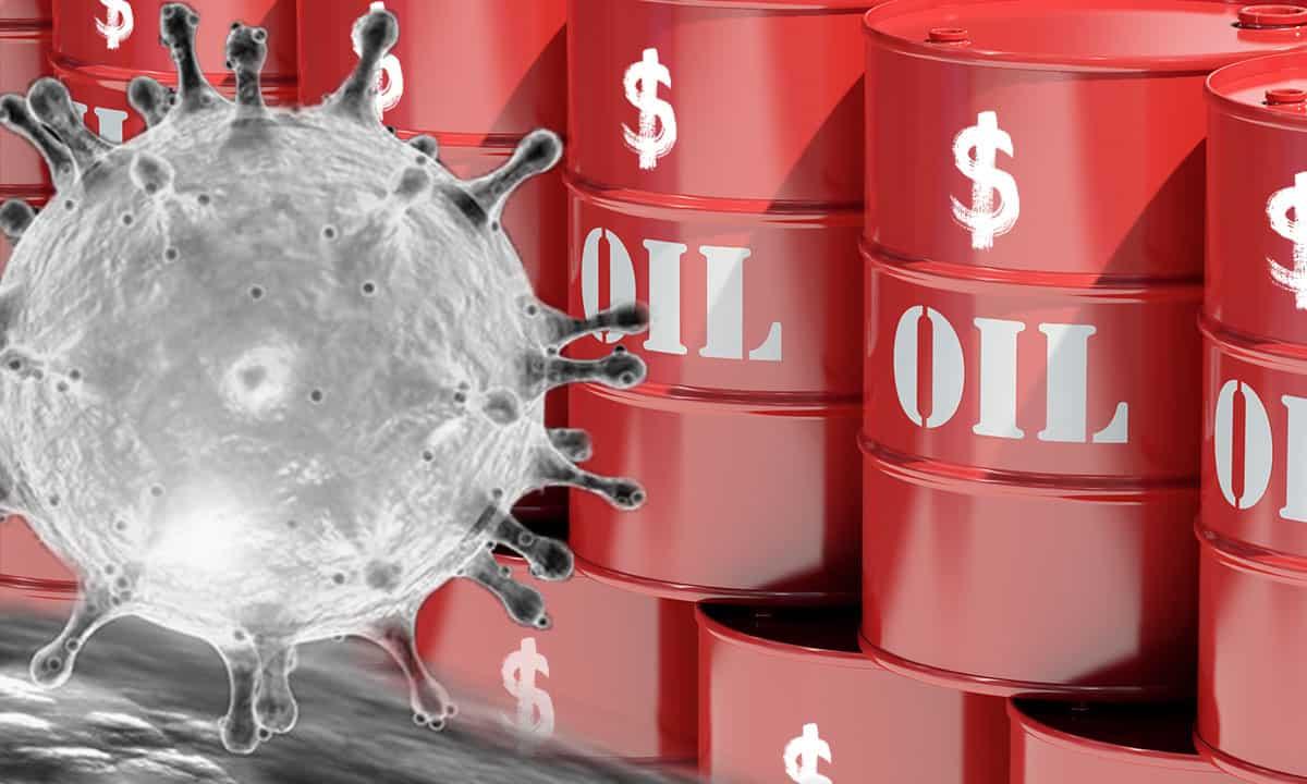 Precios del petróleo. Fotoarte: Andrea Velázquez