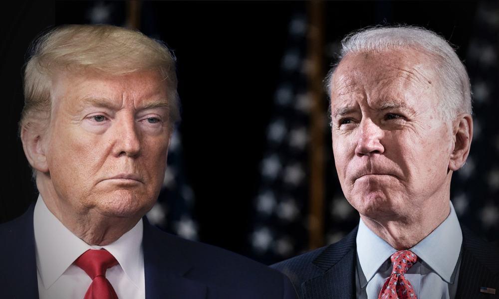 aspirantes elecciones presidenciales en Estados Unidos en 2020 Trump Biden