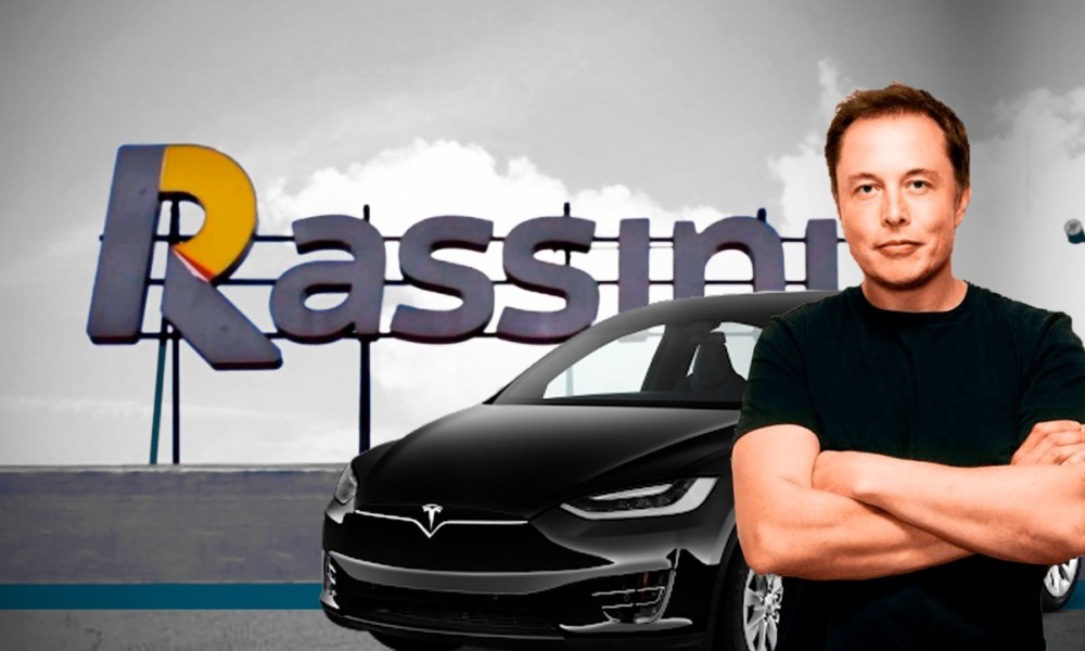 Rassini Tesla