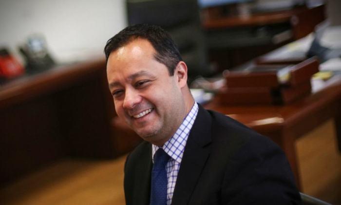 Gabriel Yorio, subsecretario de Hacienda. Foto: Reuters