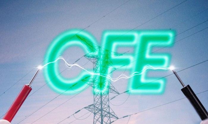 CFE estrés redes