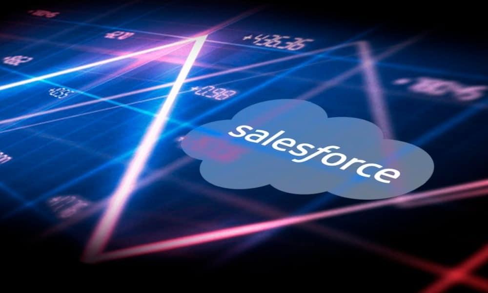 Salesforce acciones