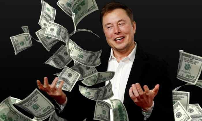 Elon musk fortuna