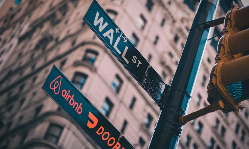 Airbnb DoorDash debuts