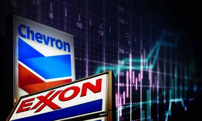 Exxon Chevron